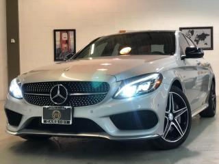 Used 2016 Mercedes-Benz C-Class AMG | REAR CAM | BLINDSPOT | PANO ROOF| for sale in Pickering, ON