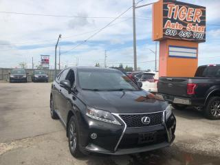 Used 2013 Lexus RX 350 F Sport**LOADED***177KMS**DEALER SERVICED for sale in London, ON