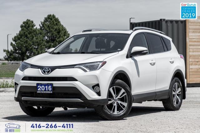 2016 Toyota RAV4 XLE|FWD|No Accidents|Backup Cam|Keyless|Bluetooth