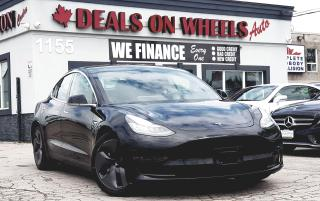 Used 2019 Tesla Model 3 LONG RANGE for sale in Oakville, ON