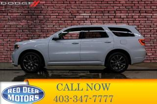 Used 2018 Dodge Durango AWD GT Leather Nav BCam for sale in Red Deer, AB
