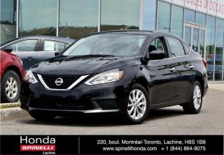 Used 2017 Nissan Sentra SV/X TOIT*MAGS*AC*CAMERA*BLUETOOTH*8 PNEUS*++ for sale in Lachine, QC