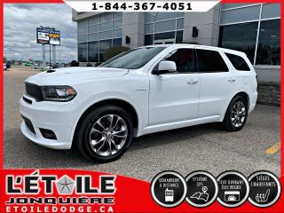 Used 2020 Dodge Durango R/T Traction Intégrale V8 for sale in Jonquière, QC