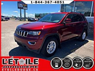 Used 2018 Jeep Grand Cherokee Laredo 4x4 V6 for sale in Jonquière, QC