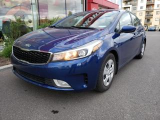 Used 2017 Kia Forte *LX+*CAMÉRA*AIR*CRUISE* for sale in Québec, QC