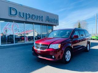 Used 2017 Dodge Grand Caravan Familiale à 4 portes, cabine multiplaces for sale in Alma, QC
