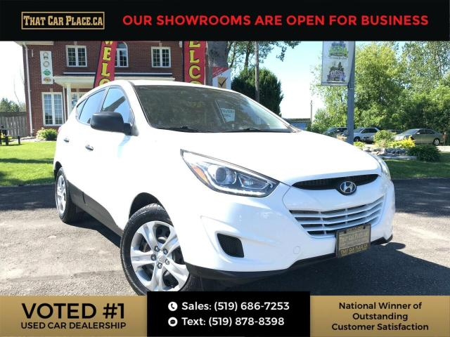 2015 Hyundai Tucson GL Htd Seats-Bluetooth-Cruise-5 Passenger