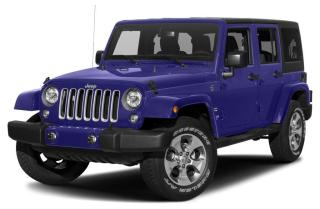 Used 2018 Jeep Wrangler JK Unlimited Sahara for sale in Barrie, ON