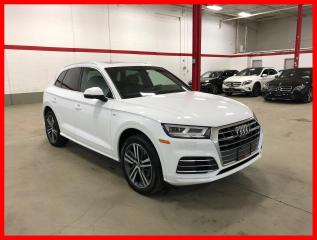 Used 2018 Audi Q5 QUATTRO TECHNIK S-LINE SPORT for sale in Vaughan, ON