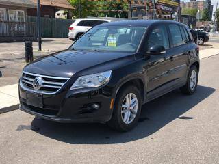 Used 2011 Volkswagen Tiguan for sale in Scarborough, ON