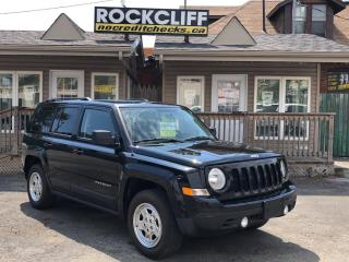 Used 2015 Jeep Patriot 4WD 4dr North for sale in Scarborough, ON