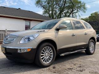 Used 2010 Buick Enclave FWD 4dr CX for sale in Scarborough, ON