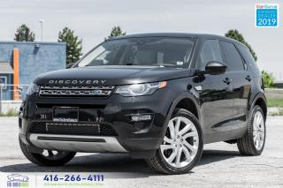 Used 2016 Land Rover Discovery Sport HSE|Leather|Keyless Entry|No Accidents|Alloys for sale in Bolton, ON