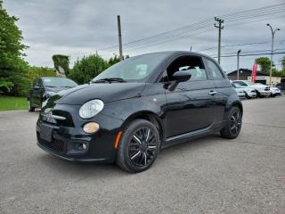 Used 2015 Fiat 500 *BT*A/C* 42$/SEM for sale in St-Jérôme, QC
