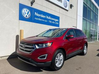Used 2018 Ford Edge SEL AWD - LEATHER / PANO ROOF / NAVI for sale in Edmonton, AB