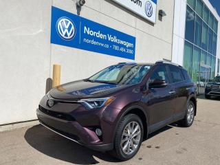 Used 2016 Toyota RAV4 Limited 4dr AWD Sport Utility for sale in Edmonton, AB