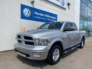 Used 2012 RAM 1500 SLT OUTDOORSMAN PKG 4X4 CREW CAB for sale in Edmonton, AB