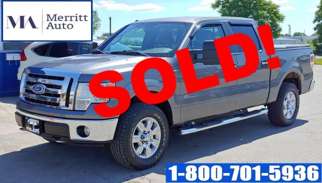 2009 Ford F-150 XLT| 5.4L V8| 4X4| CERTIFIED