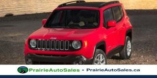 Used 2016 Jeep Renegade 75th Anniversary for sale in Moose Jaw, SK