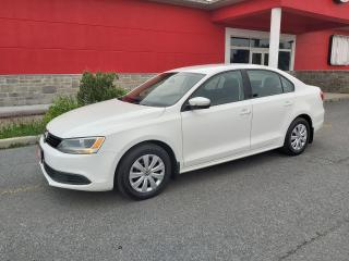 Used 2014 Volkswagen Jetta TRENDLINE+ for sale in Cornwall, ON