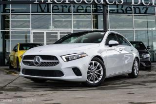 Used 2020 Mercedes-Benz A220W4 4MATIC Sedan for sale in Calgary, AB