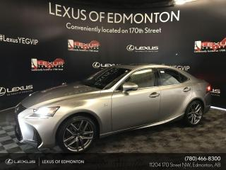 New 2020 Lexus IS 300 F SPORT SERIES 2 for sale in Edmonton, AB