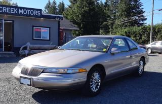 Used 1994 Lincoln Mark VIII for sale in Black Creek, BC