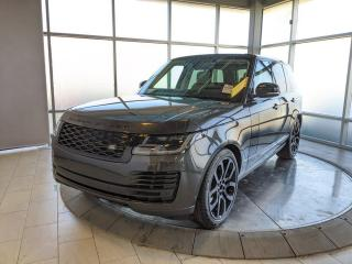 New 2020 Land Rover Range Rover HSE - P525 for sale in Edmonton, AB