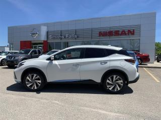 Used 2020 Nissan Murano SL AWD CVT for sale in Smiths Falls, ON