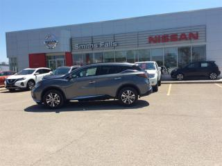 Used 2019 Nissan Murano S FWD CVT for sale in Smiths Falls, ON