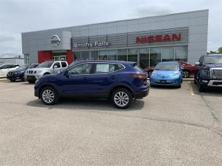 Used 2020 Nissan Rogue Sport S FWD CVT for sale in Smiths Falls, ON