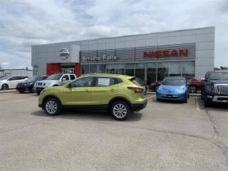 Used 2020 Nissan Rogue Sport SV AWD CVT for sale in Smiths Falls, ON