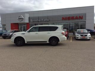 Used 2019 Nissan Armada Platinum at for sale in Smiths Falls, ON