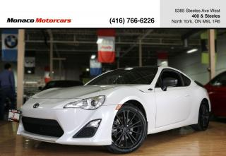 Used 2013 Scion FR-S - 6SPEED|INVIDIA EXHAUST|KICKER SUBWOOFER for sale in North York, ON