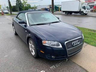 Used 2007 Audi A4 2.0T for sale in Toronto, ON