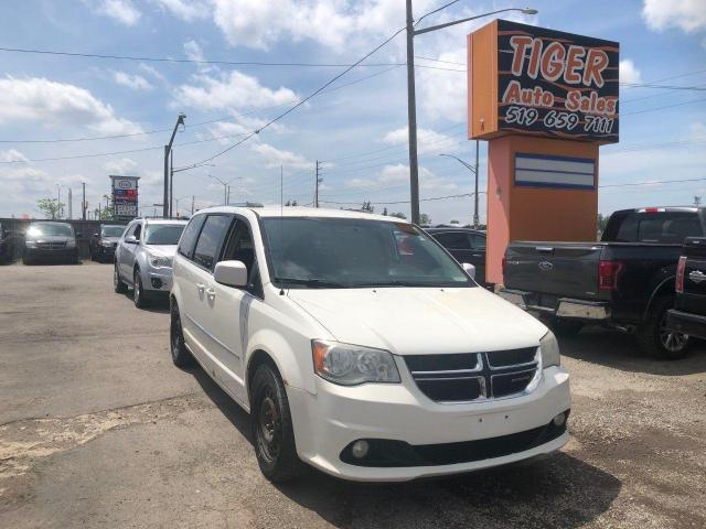 2011 Dodge Grand Caravan Crew**STOWNGO**TOUCH SCREEN**AS IS SPECIAL