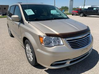 Used 2014 Chrysler Town & Country TOURING | Navi | Bluetooth for sale in Harriston, ON