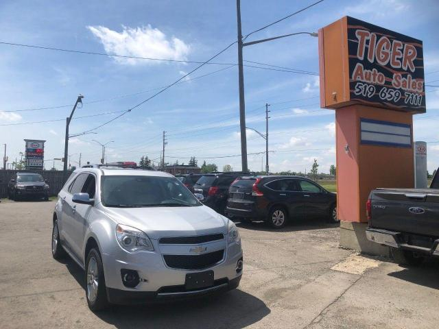 2013 Chevrolet Equinox LTZ**LEATHER**LOADED**ONLY 142KMS**CERTIFIED