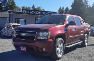 Used 2008 Chevrolet Avalanche LT1 for sale in Black Creek, BC