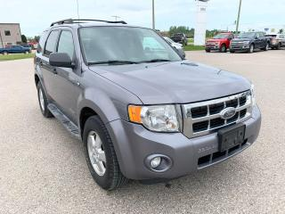 Used 2008 Ford Escape XLT | As Is for sale in Harriston, ON
