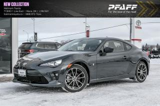 Used 2019 Toyota 86 GT 6M for sale in Orangeville, ON