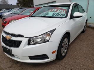Used 2014 Chevrolet Cruze 1LT for sale in Pembroke, ON