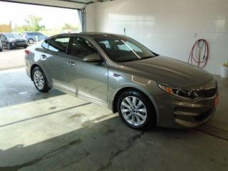 Used 2017 Kia Optima EX w/Sunroof for sale in Owen Sound, ON