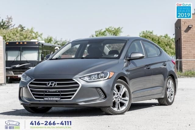 2017 Hyundai Elantra GLS|No Accidents|Keyless Entry|Backup Cam|Alloys