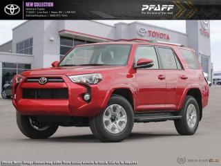 Used 2020 Toyota 4Runner SR5 V6 5A for sale in Orangeville, ON
