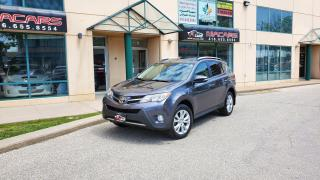 Used 2013 Toyota RAV4 Limited**NAVI**BACKUP CAM**NO ACCIDENT** for sale in North York, ON