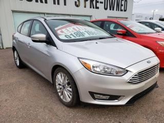 Used 2018 Ford Focus Titanium for sale in Pembroke, ON