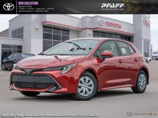 Used 2020 Toyota Corolla Hatchback Hatchback 6M for sale in Orangeville, ON