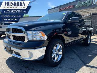New 2019 RAM 1500 Classic SXT Plus for sale in Bracebridge, ON