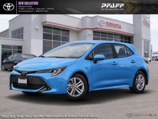 Used 2020 Toyota Corolla Hatchback Hatchback CVT for sale in Orangeville, ON